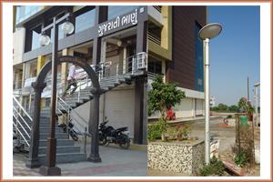 Street Light Pole In Gujarat | Street Light Pole Suppliers